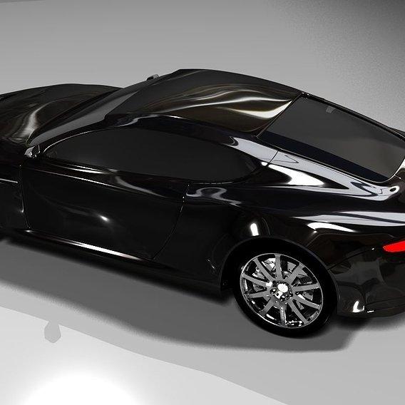Aston Martin VIP concept