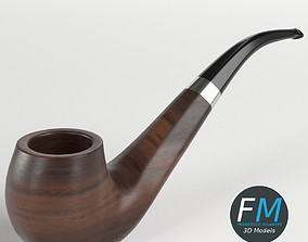 Tobacco pipe 3D model