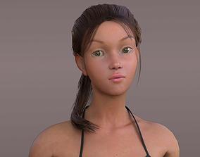 3D model Female Base
