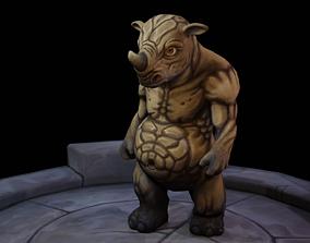 Rhino Stormer 3D model