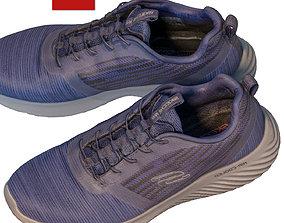 3D asset Sneakers 174