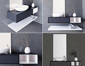 3D Bathroom Sink 12