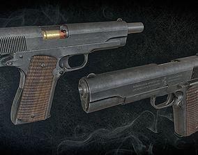 Colt M1911 3D asset