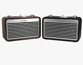 Radio Pure Verona 3D model