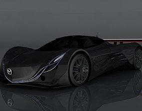 Mazda Furai 3D asset