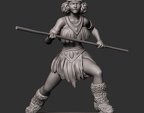 Diana- Dugeons and Dragons 3D printable model