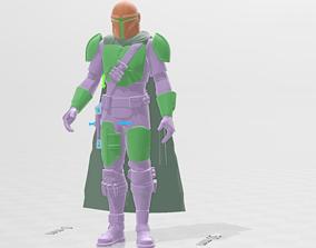 The Mandalorian character model hunter