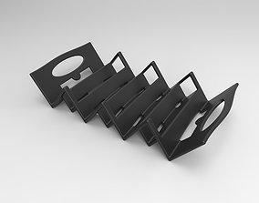 Triangular Soap Holder 3D print model