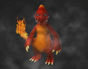 Charmeleon Pokemon 3D printable model
