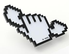 3D Creative Cursor - Phone
