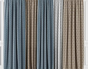 Curtain Set 75C 3D