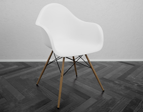 Eames DAW Chair 3D model