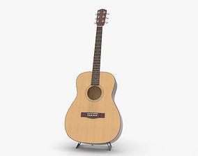Acoustic Guitar 3D sport