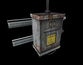 Elektric Box 3D model