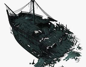 3D Shipwreck 01