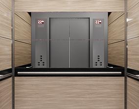 realtime 3D Mockup - Elevator