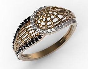 Ring MR-8 Woman Jewelery STL 3d print