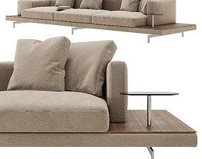 Dock Sofa option 03 3D model