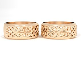 Ring Celtic 3D print model