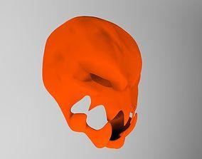 3D printable model Hecarim Headless Helmet and Glaive