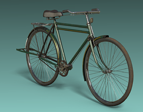 Philips Bicycle 3D model