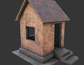 nature old house 3D model