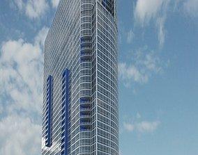 Tower-01 3D model
