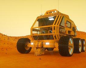 3D Mars Vehicle