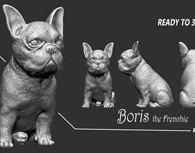 3D print model Frenchie Bulldog
