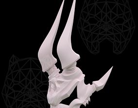 3D printable model 3d Phantom Ganon Mask