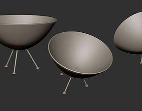 Viktor Schauberger Whirlpool 3D print model