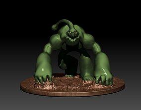 Zac - League of Legends 3D print model
