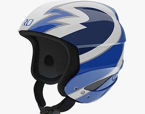 3D Giro Sestriere Helmet Blue
