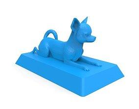Chihuahua Dog 3D Printable