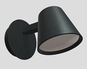 Wall Lamp 4 3D asset