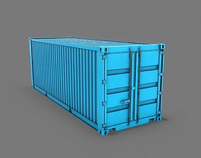Container Real-Time 3D asset