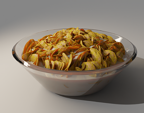 3D Flake Cereal