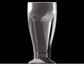 Beer glas 3D printable model