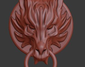3D printable model Final Fantasy VII Advent Children 3