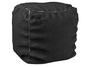 Bean Bag Ottoman 3D model