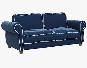DIVANIDEA CRISTAL sofa 3D model