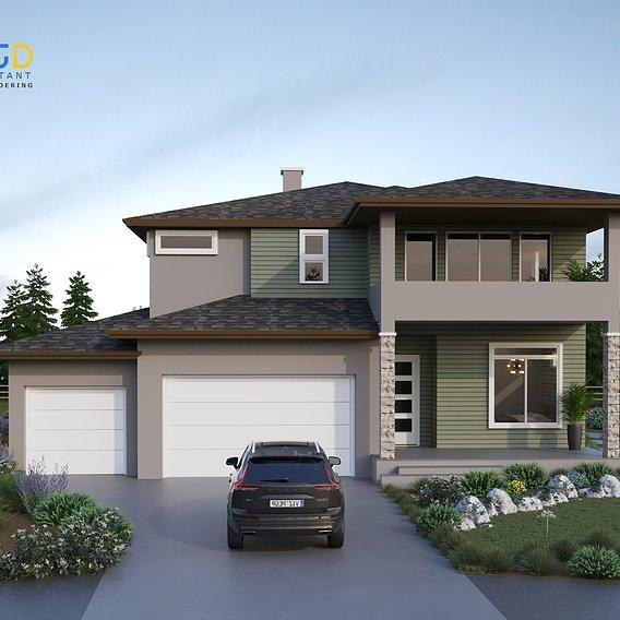 Architectural Home Visualization Colorado Springs Colorado