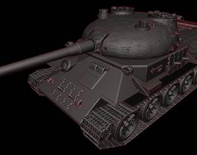 models 3D printable model T 34 62 Czech Republic Tanks