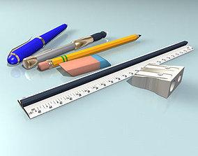 3D model pens