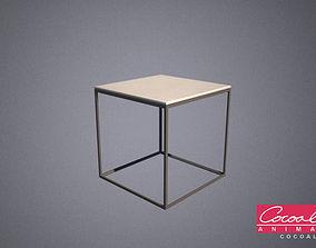 3D Boutique Ottoman 01