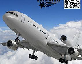 3D model Lockheed L-1011 TriStar