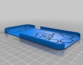Little bear iphone 6 case 3D printable model