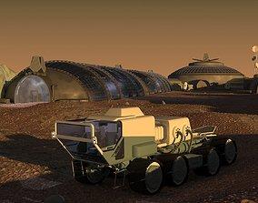 3D Colonization