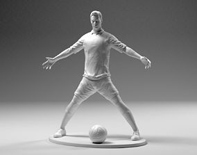 Footballer 02 PowerStand 01 STL games-toys 3D print model