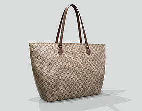 3D model Gucci Women Ophidia GG Medium Tote Bag